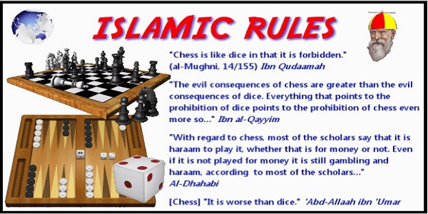 Chess Is Haram In Islam