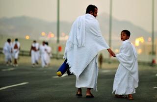 When Parents Go to Hajj