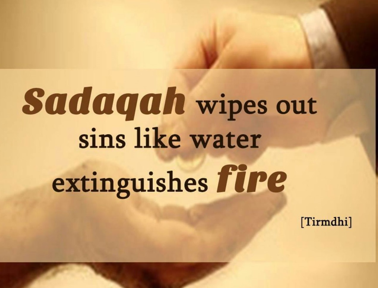 Hidden Sadaqah Extinguishes Allah's Wrath